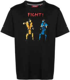 Fight T-shirt - White