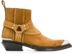 Santiag Harness boots - Brown