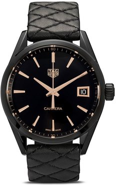 Carrera 36mm - METALLIC / BLACK