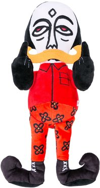 Gruely plush toy - Red