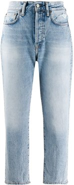 Mece straight-fit jeans - Blue