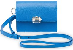 small pouch - Blue