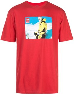 x The North Face Photo T-shirt - Red