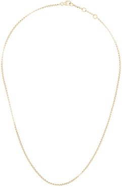 18kt yellow gold chain necklace - METALLIC