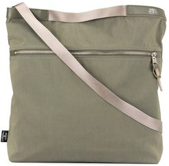 square shoulder bag - Grey