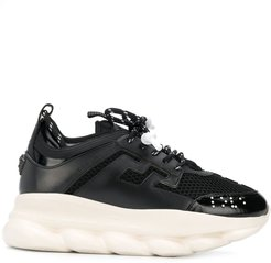 Chain Reaction sneakers - Black
