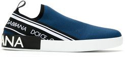 Portofino slip-on sneakers - Blue