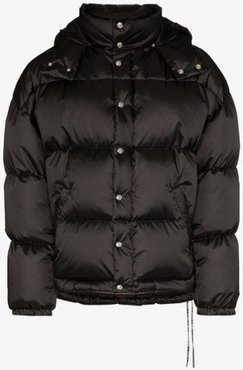 goose down padded jacket