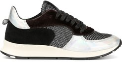 chunky sole sneakers - Brown