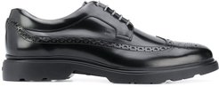 Route brogues - Black