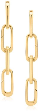Alta Capture Charm Cocktail earrings - GOLD