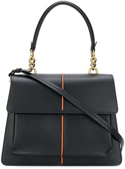 Attaché tote bag - Black