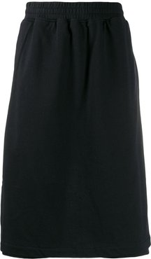 skort harem trousers - Black