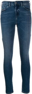 classic skinny-fit jeans - Blue