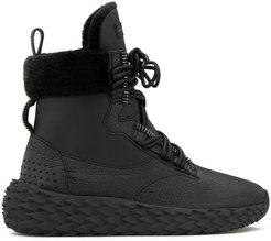 Urchin high-top sneakers - Black