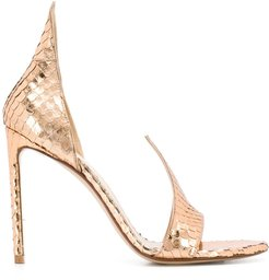 flame sandals - PINK