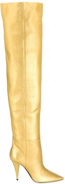 Kiki over the knee boots - GOLD