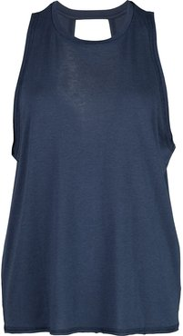 Keyhole muscle top - Blue