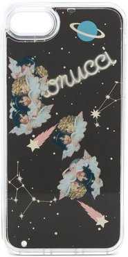 Space Angels iPhone 7/8 case - Black
