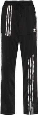 x Danielle Cathari firebird track pants - Black