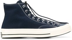 drawstring lace Chuck Taylor sneakers - Blue