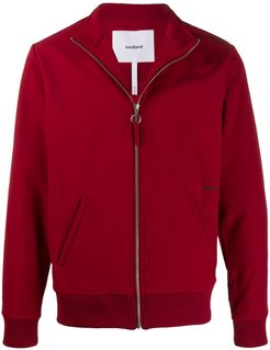 Bibi tracksuit jacket - Red