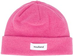Villy double-layered beanie - PINK