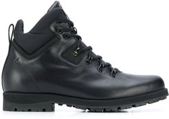 Experience lace-up boots - Black