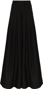 Le Pantalon Arcello high-waisted trousers - Black