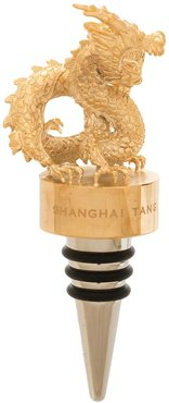 dragon wine stopper - GOLD