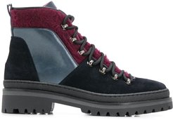 Cosy Outdoor hiking boots - Blue