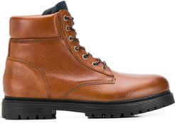 Lace-Up Outdoor boots - Brown