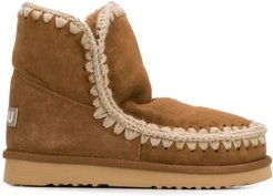 Eskimo ankle boots - Brown