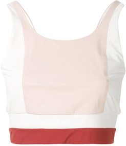 Poppy cropped top - PINK