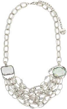 Lais Beethoven mid-lenght necklace - SILVER