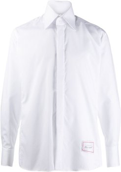 The Essential White Shirt