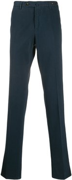 slim fit trousers - Blue