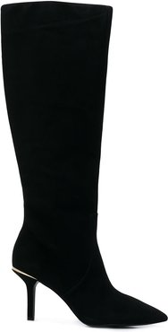 Katerina knee-high boots - Black