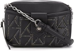 K/Studio studded camera bag - Black