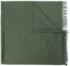 knitted scarf - Green