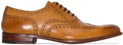 Dylan lace-up brogues - Brown