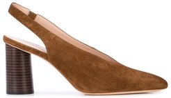 Estelle slingback pumps - Brown