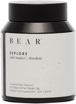 Explore essential daily vitamins - Black
