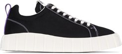 Odessa low top sneakers - Black