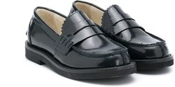 TEEN Jasper penny loafers - Blue