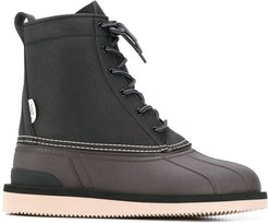 ALAL-WPAB lace-up boots - Black