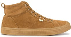 OCA High All Camel Suede Sneaker - Brown