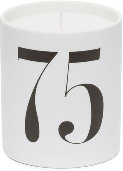 Thé Russe No.75 candle (650g) - White