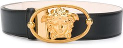 Medusa head belt buckle - Black