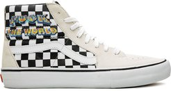 Sk8-Hi Pro high-top sneakers - White